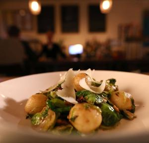 At Grapeseed, chef Ben Anderson rises even higher than before