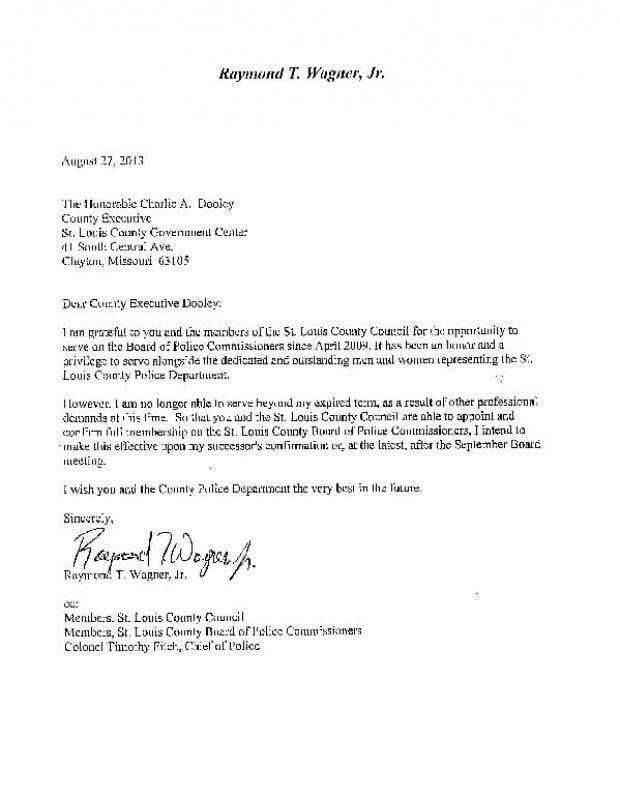 10 Volunteer Resignation Letters Free Sample Example Doc 7911024 ...