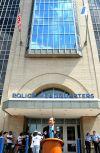 Police christen new HQ