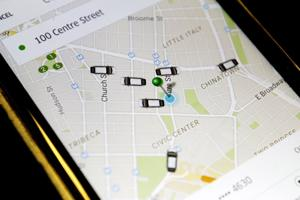 Uber driver challenge is early test for 'sharing-economy' firms