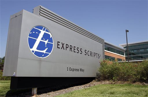 Gibraltar Capital Management Lowers stake in Express Scripts Holding Company (ESRX)