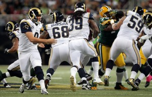 Grading the 2012 Rams offense