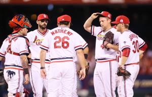 Matheny: Contracts can't be ignored in setting bullpen roles