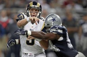 Gordon: Persistent Davis wins Rams QB job