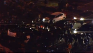 Gallery: Protesters shutdown I-44