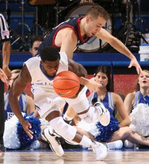 SLU loses to Duquesne 78-67