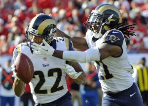 Rams' Johnson is facing DUI charge