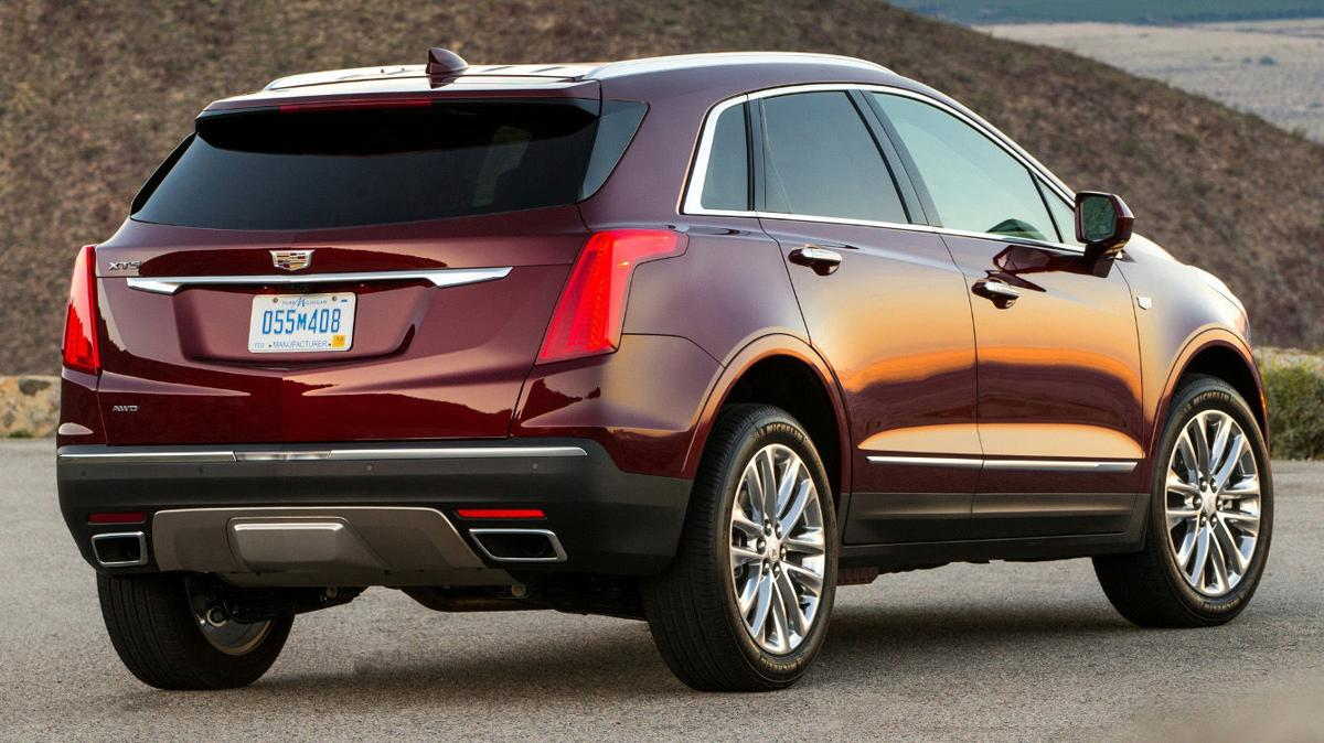 Cadillac Evening News >> 2017 Cadillac XT5: Caddy has a handle on what makes a luxo crossover | Automotive | stltoday.com
