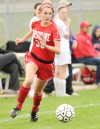 Top-ranked Ursuline nets early goal, hangs on for a 1-0 victory at No. 5 Eureka