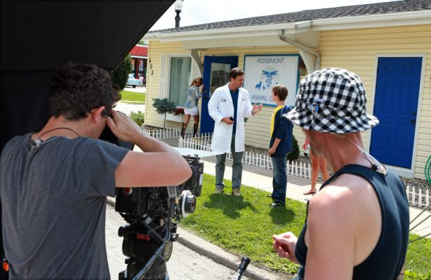 miracle dog movie shooting in edwardsville news