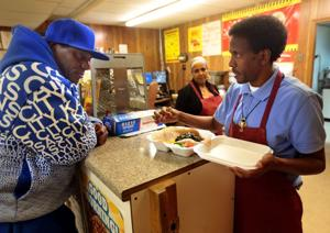 Near site of fatal shooting, Shaw neighborhood market continues to reach out