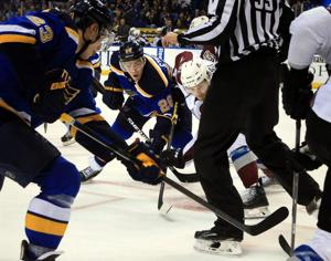Stastny, coaches pleased with center's first game back