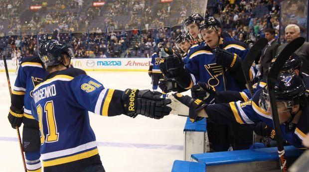 Kansas City Clings To NHL Dreams As Blues Visit