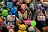 Party business brisk despite helium shortage