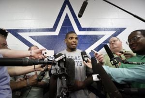 Video: Cowboys release Michael Sam from practice squad