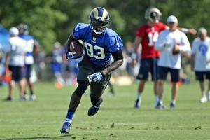Rams notes: Quick working his way back after injury