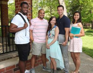Lindenwood's program formats meet the needs of any student
