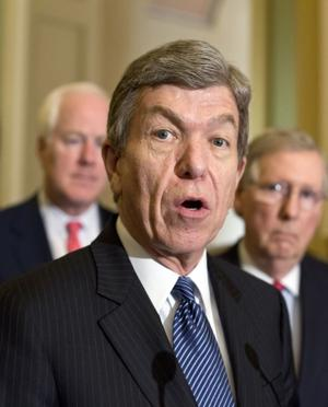 Blunt one of 17 senators voting no on NSA surveillance overhaul