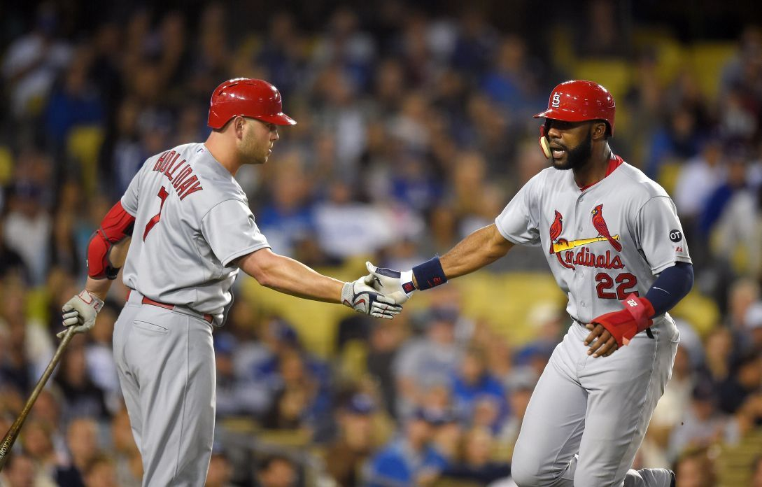 Holliday, Heyward and Carpenter out of Cards' lineup against Mets