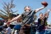 Rams tailgate party