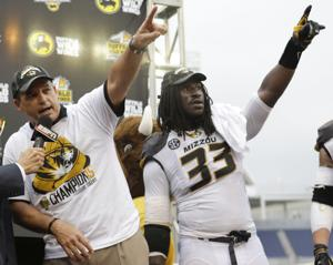 Mizzou rewards Pinkel with new contract