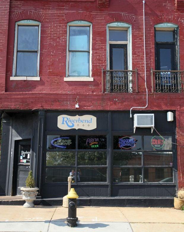 Riverbend restaurant for Garage ad orleans