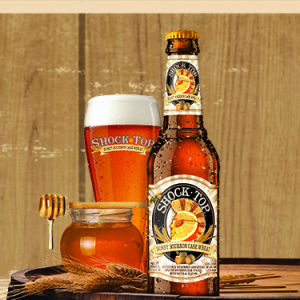 Shock Top adds new wheat ale