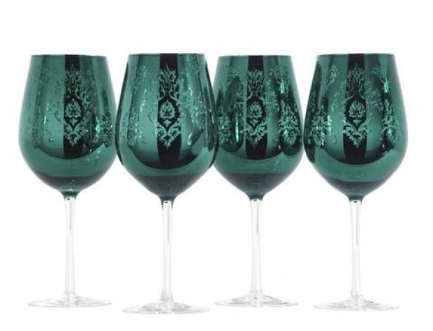 Decorative Wine Glasses Each At HomeGoods News