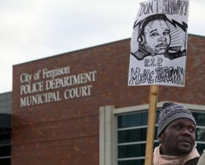 Ferguson police, court showed pattern of racial bias, Department of Justice to report