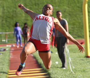 Alton jumping star Brown picks powerhouse Texas A&M