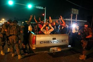 St. Louis area residents make up bulk of Ferguson arrests