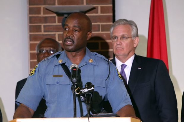 Capt. Johnson endures Ferguson's storm