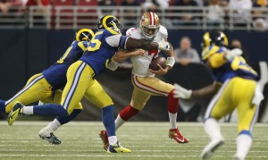 49ers' respect for Rams only goes so far