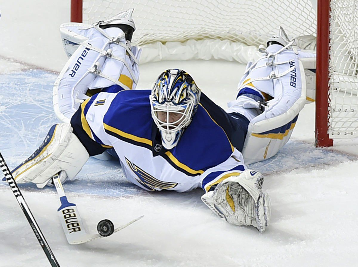Could solid showing by Elliott spell end for Brodeur?