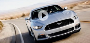 Hot Cars: 2015 Ford Mustang first look