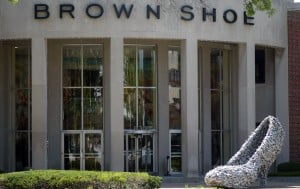 Brown Shoe shares surge 10 percent on solid earnings