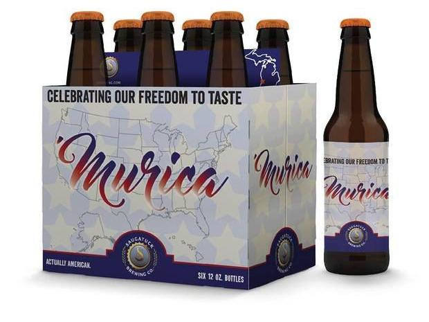 Forget 'America' beer and taste freedom with a six-pack of 'Murica' | Hip Hops | stltoday.com