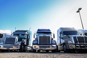 Truckers' secret to fuel efficiency: take it easy