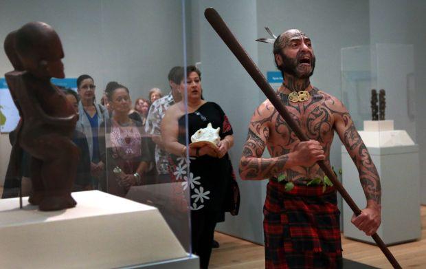 'Atua Sacred Gods from Polynesia' opens Sunday at SLAM