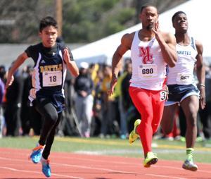 McCluer dominates sprints; Cody wins three titles