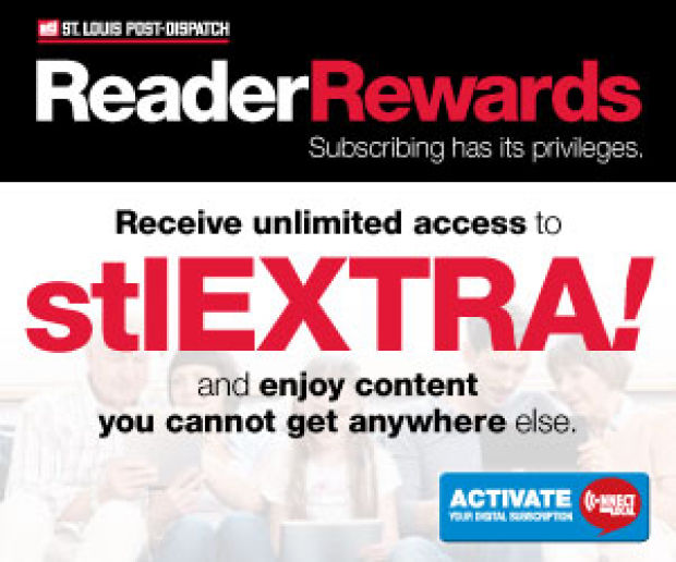 Receive unlimited access to everything on STLtoday.com.