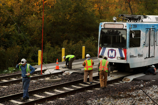 MetroLink service near UMSL resumes after downed lines ...