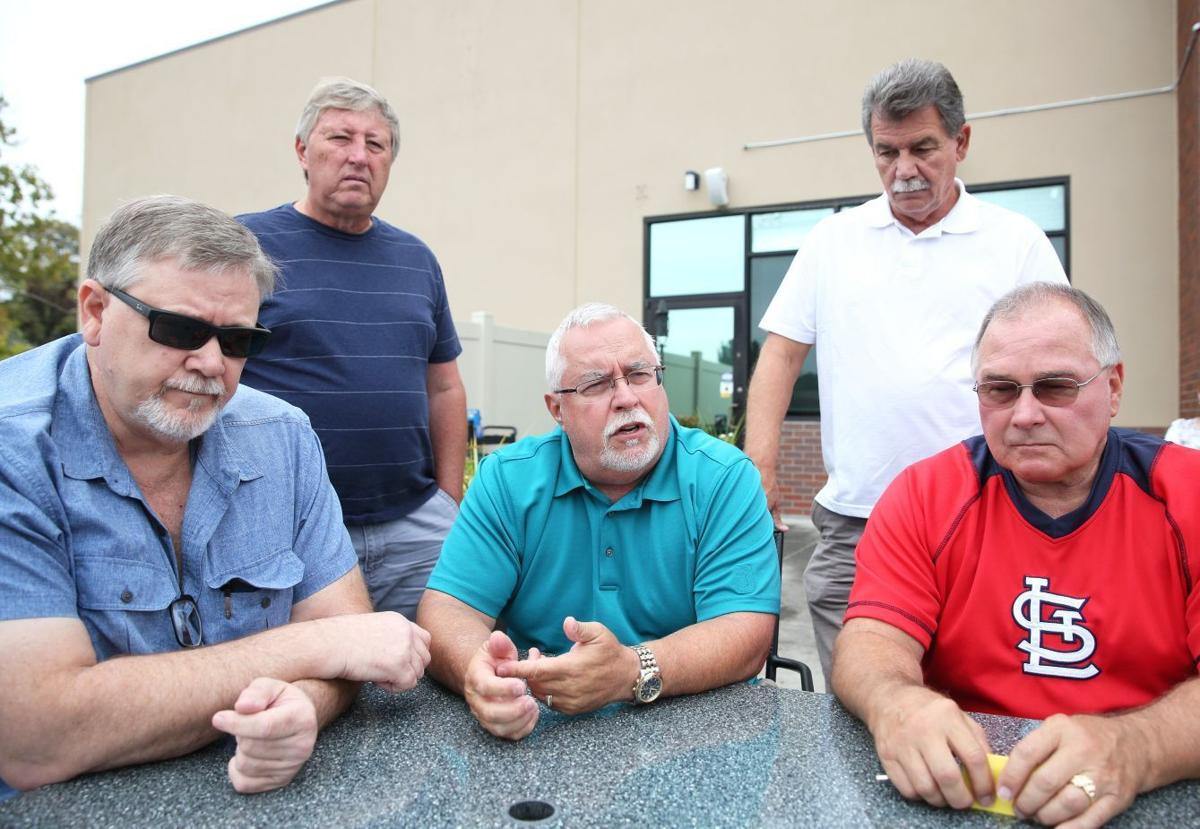 st louis area teamster pensioners face deep cuts in income jim jim gallagher