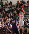 Pattonville Tournament boys basketball
