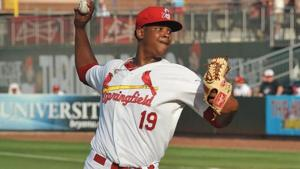 Cardinals' top prospects show potential, but require patience