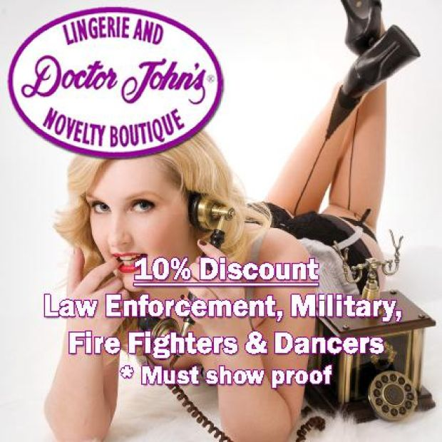 Doctor Johns Lingerie And Novelty Boutique in