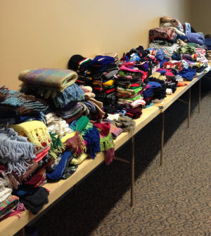 St. Charles coat drive seeks more donations