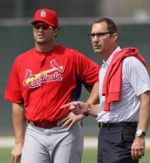 St. Louis Cardinals news, MLB baseball schedule, stats, forums ...