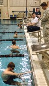 Pooling resources: Air Force uses St. Peters Rec-Plex for training recruits