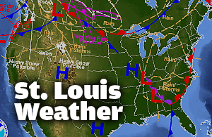Watch today's winter weather forecast